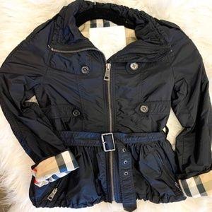 Burberry Children Belted Coat